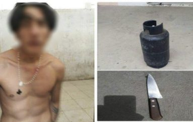 (Video) 30 Días de prisión para sujeto que hurtó cilindro de gas en domicilio de Catamayo