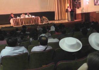 (Video) Cuarto Simposio Nacional y Primero Internacional de Literatura Pablo Palacio se cumplió con total éxito.