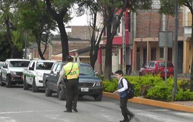 """(Video) Ministerio del Interior impulsa campaña """"Retorno a clases seguro"""" para seguridad de estudiantes."""