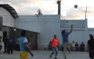(Video) Administración del Centro Cultural de Catamayo prepara evento deportivo.