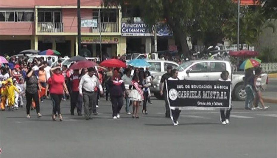 (Video) Unidad Educativa Gabriela Mistral celebra 85 años de vida institucional.