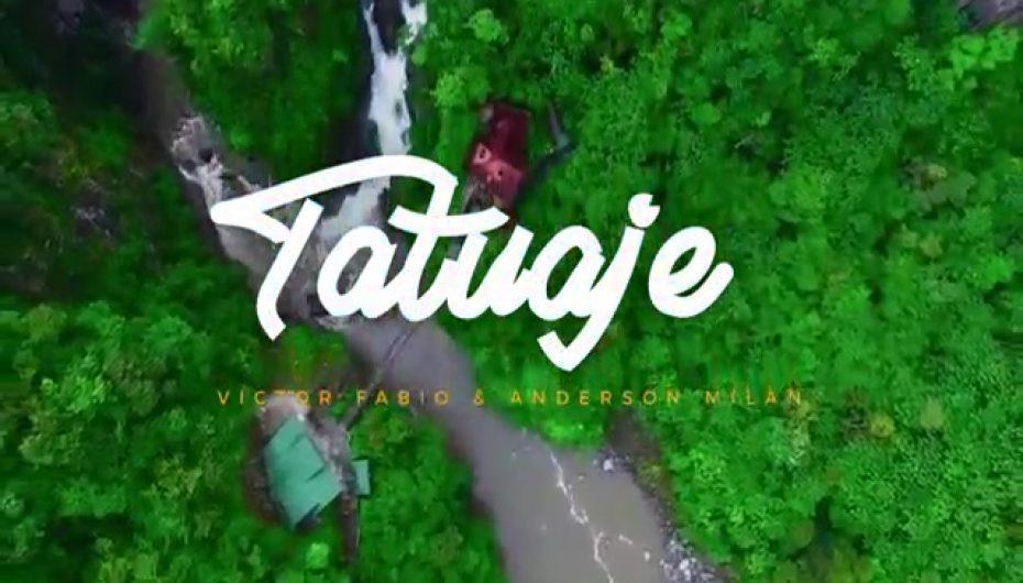"""(Video) """"Tatuaje"""" nuevo éxito musical de Víctor Fabio y Anderson Milán."""