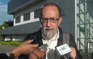(Video) Interventor de la U.N.L asegura que es preocupante la situación del la Institución.