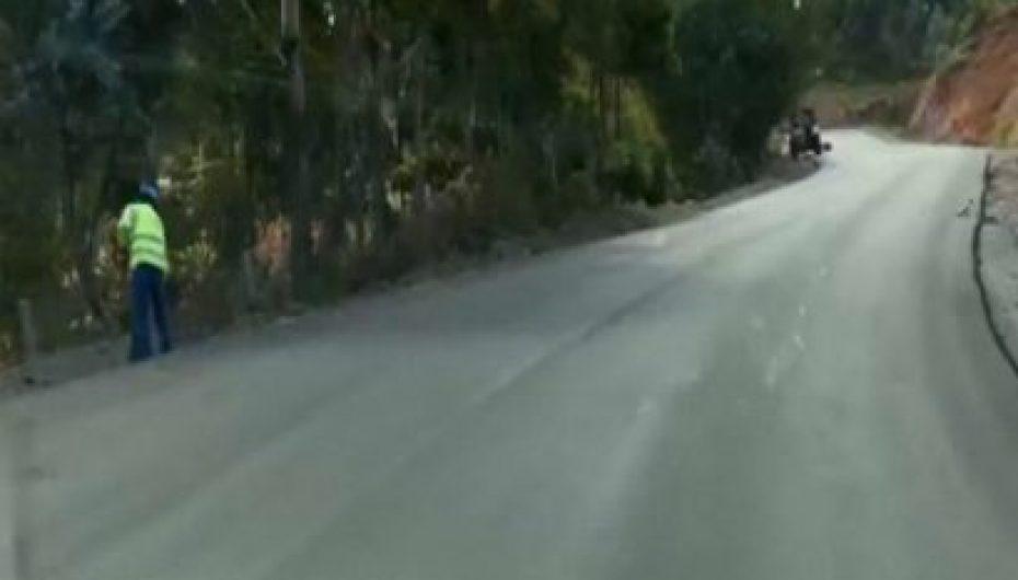 (Video) Rafael Dávila: Trataremos de que en esta administración se entreguen 13 vías asfaltadas