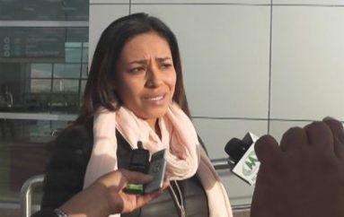 """(Video) Jeannine Cruz: """"Lamento actitud de algunos correístas que dicen que consulta es golpe de estado"""""""