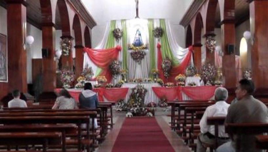 (Video) Eucaristías serán celebradas desde la madrugada del viernes para despedir a la Virgen de El Cisne