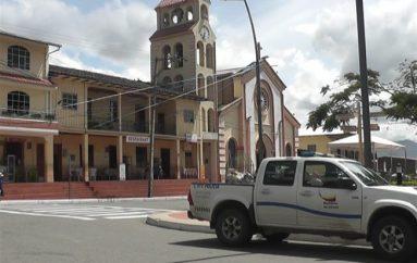 (Video) Policía Nacional continúa con los operativos de seguridad en la Parroquia de San Pedro de la Bendita