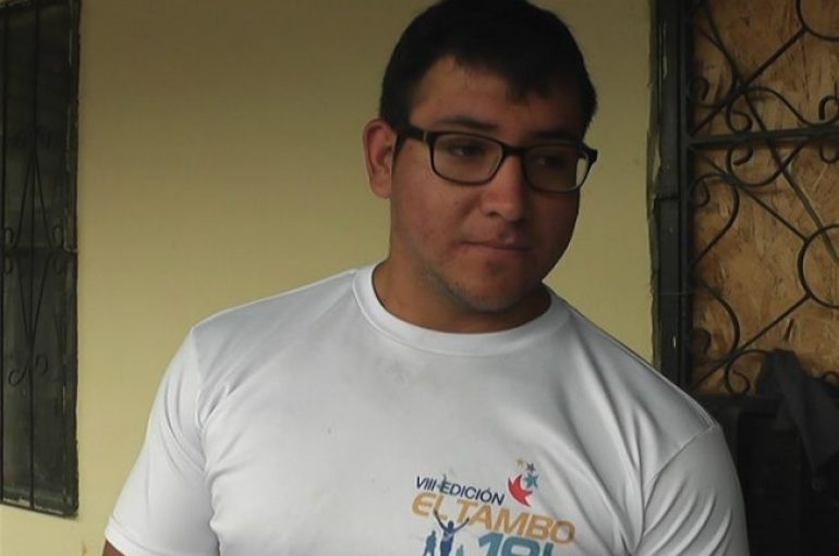 (Video) Sebastián Bravo formará parte de la Selección para los Juegos Suramericanos 2018.