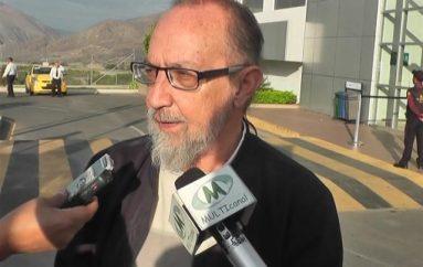 (Video) Presidente de la Comisión Interventora asegura que es preocupante la situación de la UNL.