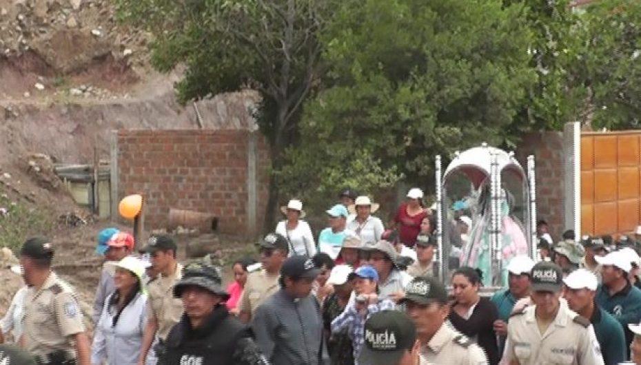 (Video) Comandante del Cuerpo de Bomberos se refirió al contingente brindado durante la Romería.