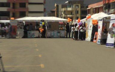 (Video) Feria de Seguridad Ciudadana se realizó en Catamayo.
