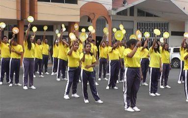 """(Video) """"Ya Pana"""" es un Programa de Participación Estudiantil implementado por el Ministerio de Educación."""