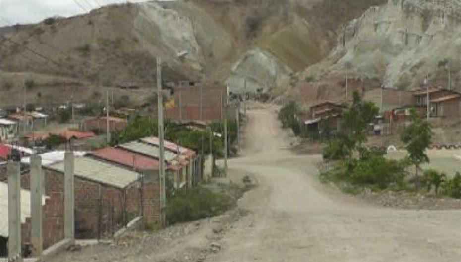 (Video) Moradores de Santo Domingo de Guzmán preocupados por escasez de agua