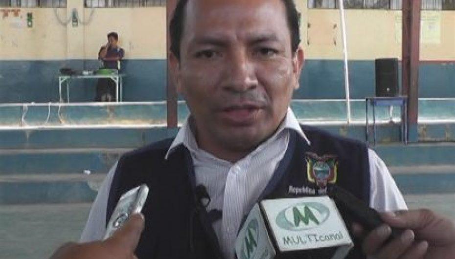 "(Video) César Lojano: ""La renuncia de Eduardo Mangas e Iván Espinel le hace bien al movimiento"""