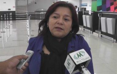 """(Video) Patricia Acaro: """"Respaldamos el sí para la consulta popular"""""""