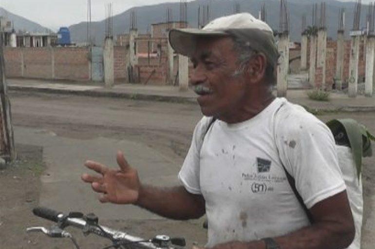 """(Video) Presidente del sector """"Las Américas"""" lamenta que no haya iniciado construcción de parque en San José"""