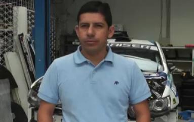 (Video) Fabricio Cuenca optimista con el resultado obtenido en la Vuelta a la República 2017.
