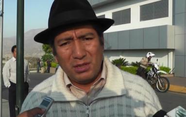(Video) Salvador Quizhpe pide que también se investigue al ex-presidente Rafael Correa.