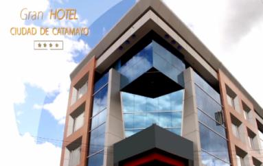 (Video) Sector hotelero de Catamayo listo para Navidad y fin de año.