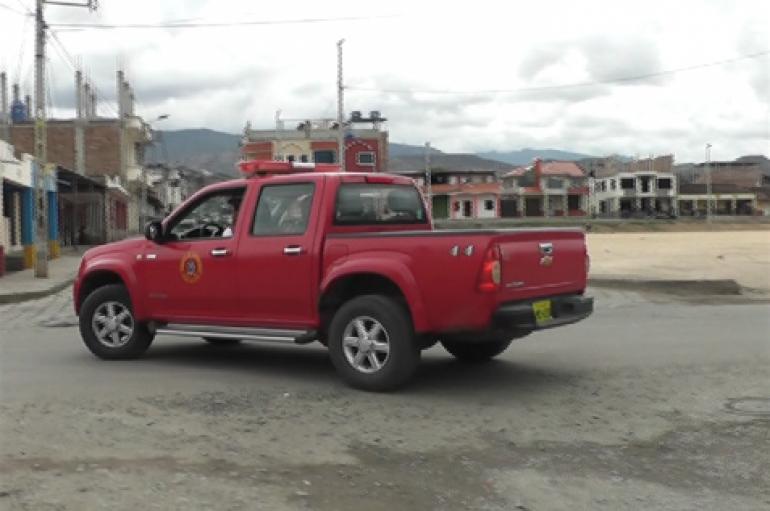 (Video) Cuerpo de Bomberos atendió varias emergencias en el Cantón Catamayo.