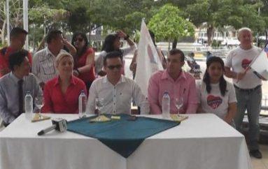 (Video) Buró de Cambio generacional expresaron su respaldo a la consulta popular