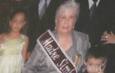 Gloria Román Aguirre; Personaje de mi tierra
