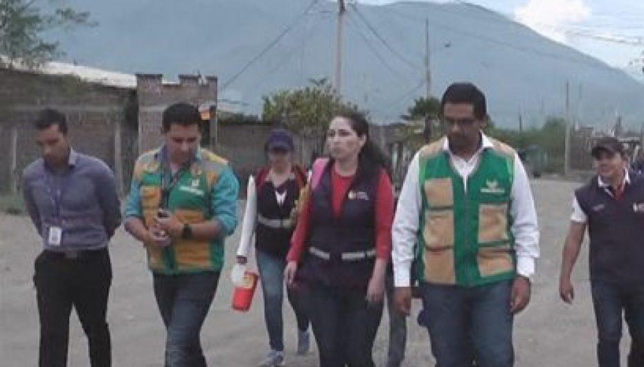 (Video) Estrategia Médico del Barrio se cumplió en Catamayo con presencia de Subsecretario nacional