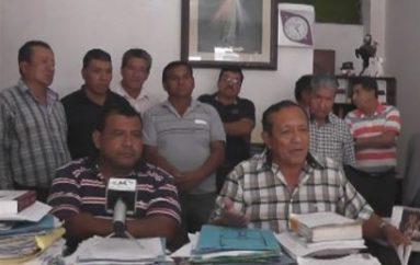 (Video) Trabajadores jubilados del Ingenio Monterrey reclaman el pago de las pensiones patronales