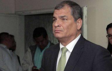 Rafael Correa habría registrado la compra de su casa por menos de tres mil dólares