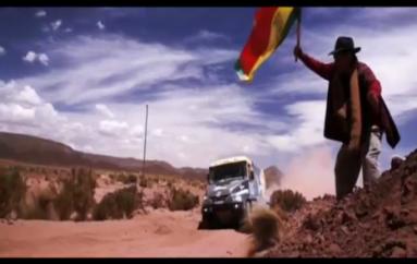 (Video) Rally Dakar la competencia automovilística más exigente del mundo.