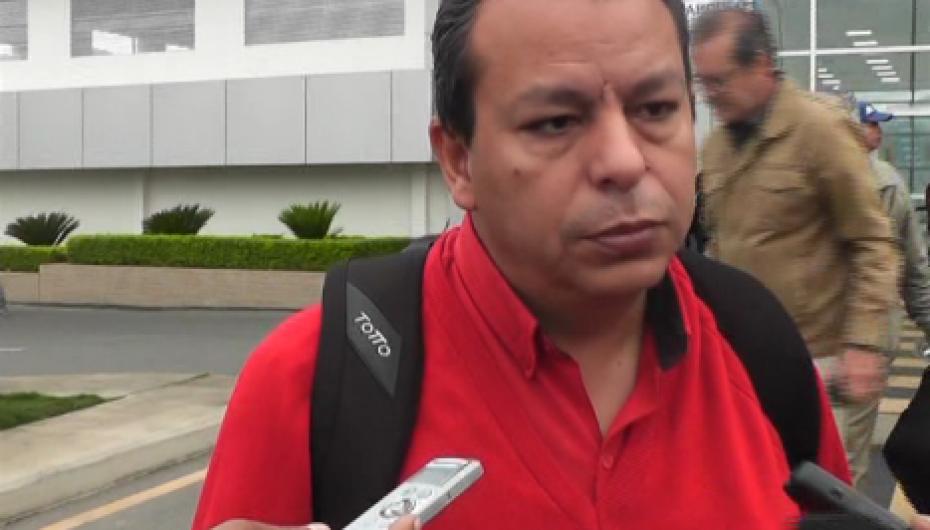 """(Video) José Chauvín llama a votar """"SI"""" en la consulta popular"""