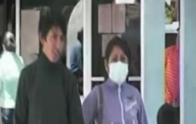 (Video) Dos posibles casos de influencia AH1N1 son tratados en El Oro.