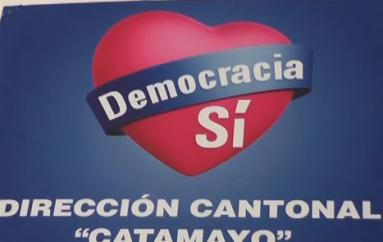 (Video) Líder del movimiento Democracia Si visitará Loja en los próximos días.
