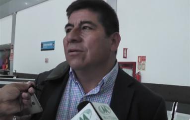 (Video) Manuel Cárdenas aseguró que fue positiva la visita de Gustavo Larrea a la Provincia.