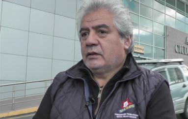 (Video) Confederación de Trabajadores del Sector Público respalda la consulta popular.