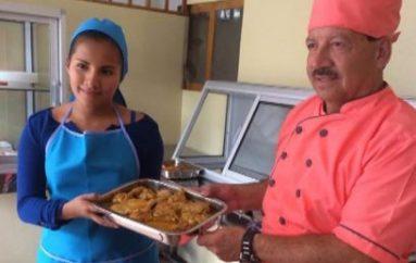 (Video) Comida al peso, novedoso proyecto gastronómico en Catamayo