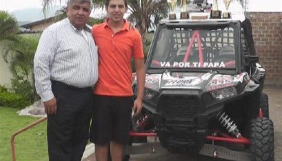 (Video) Reconocimiento a lojanos que compitieron en rally y campeonato nacional de automovilismo