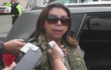 (Video) Viceministra de Atención a personas privadas de la libertad se refirió a detenidos por caso Emilia