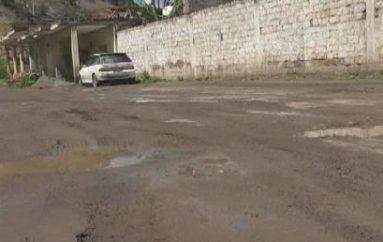 (Video) Morador de la calle Brasil pide mejoramiento de la vía