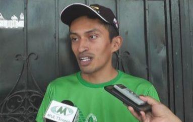 (Video) Atletas ensayan sin entrenador dice medallista olímpico Juan Pablo Maza