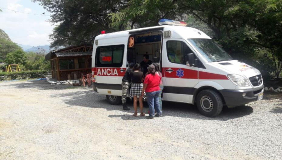 (Video) 373 atenciones se brindaron en el servicio de emergencia del Centro de Salud durante el feriado.