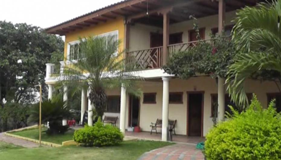 (Video) Hostería Rosal del Sol una opción para los turistas que visitan Catamayo.