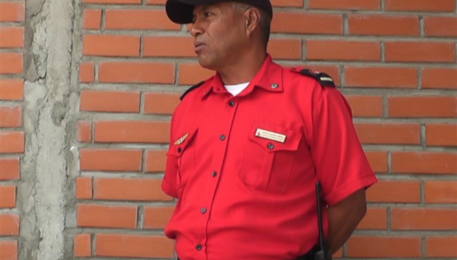 (Video) Cuerpo de Bomberos no registró novedades de relevancia durante el feriado.