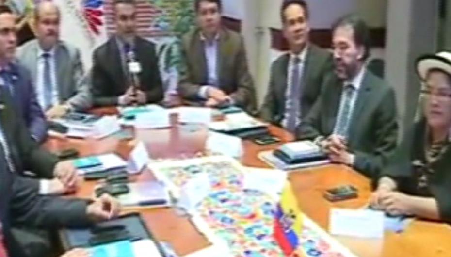 (Video) 10 asambleístas integran la Comisión que tratará reformas de las preguntas 3 y 6.