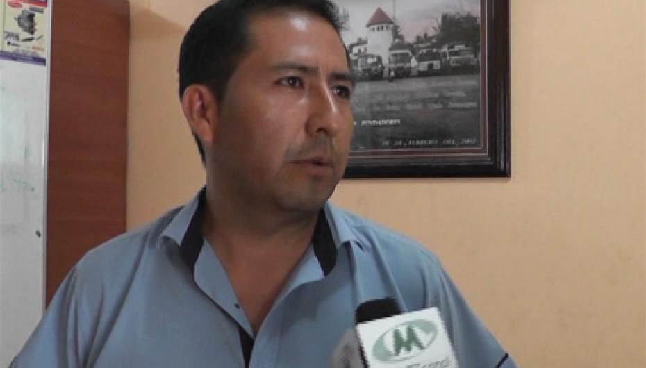 (Video) Lester Ordoñez fue designado Presidente de la directiva de la Compañía de transporte URBACAT.