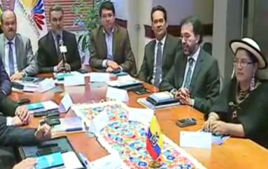 (Video) Asamblea Nacional elegirá a los siete vocales titulares del CPCCS.