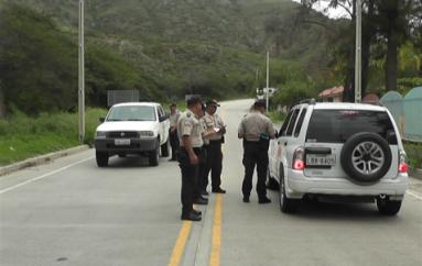 (Video) Policía Nacional continúa con operativos de control en las vías.
