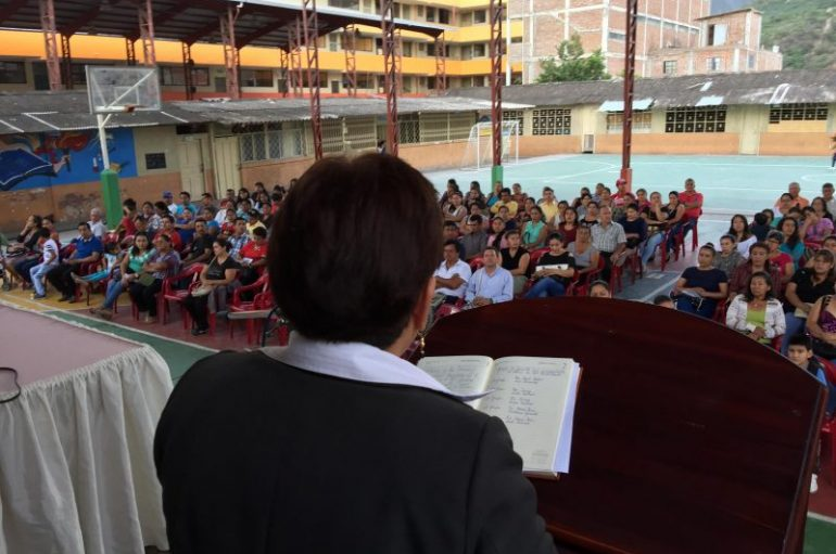 (Video) Unidad Nuestra Señora del Rosario ya no será regentada por comunidad Santa Catalina de Siena