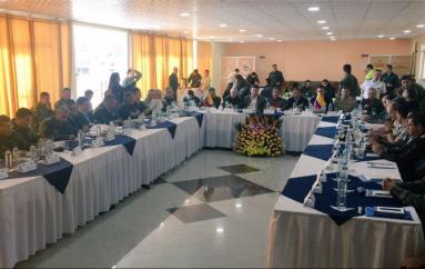 Ecuador y Colombia reforzarán la seguridad en la frontera común