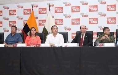 Anuncian acciones de ayuda social en Esmeraldas